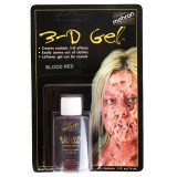 3D Gel Blood Red Carded 14ml