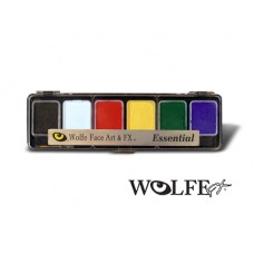 Wolfe FX 6 Colour Essentials Appetizer Palette