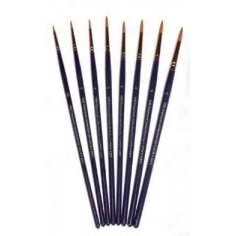 TAG # 2 Round Brush