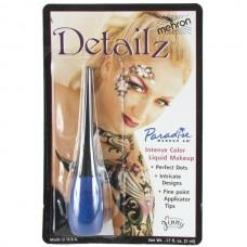 Detailz Blue Liquid Makeup