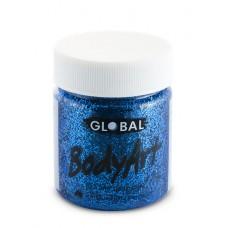 Bodyart Glitter Paint - Blue 45ml