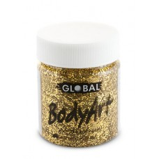 Bodyart Glitter Paint - Gold 45ml