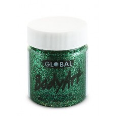 Bodyart Glitter Paint - Green 45ml