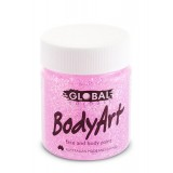 Bodyart Glitter Paint - Pink 45ml