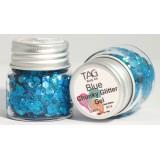 TAG Blue Chunky Glitter 20g