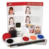 Clown Character Makeup Kit