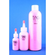 TAG Crystal Pink Glitter 60ml