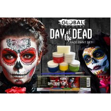 Day of the Dead Character Kit - Global Colours