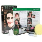 Evil Joker Character Makeup Kit