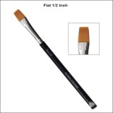 Global Superior 1/2 Inch Flat Brush
