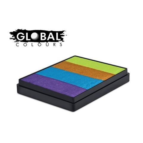 Global French Quarter Split Cake 50g