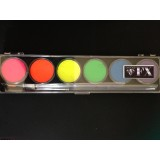 Diamond FX Neon Colour 6 x 10g Palette