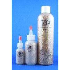 TAG Holographic Dark Gold Glitter 15ml