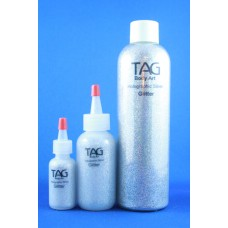 TAG Holographic Silver Glitter 15ml