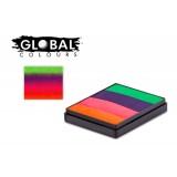 Global Kathmandu 50g Rainbow Cake