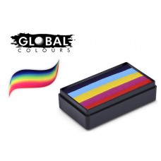 Global Funstrokes Leanne's Rainbow