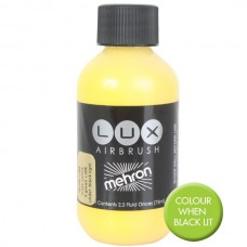 LUX Airbrush Paint - Glow Lime 75ml