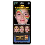 Wolfe FX Mini Face Painting Kit - Rainbow