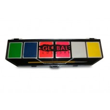 Global BodyArt Pro Palette Neon