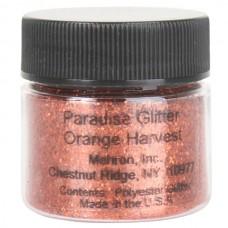 Paradise Glitter 10g Orange Harvest