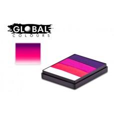 Global Oxford 50g Rainbow Cake