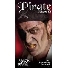 Pirate Character Makeup Kit Premium