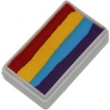 TAG Rainbow Four Colours One Stroke Split Cake 30g