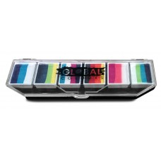 Global Colours Rainbow Burst Funstroke Palette