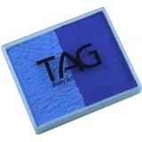 TAG Royal Blue & Powder Blue Split Cake 50g