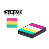 Global San Francisco 50g Rainbow Cake