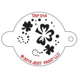 TAP Face Painting Stencils #14 - Shamrock