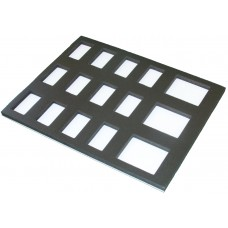 TAG 3 x 50g and 12 x One Stroke Palette Case Insert