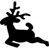 Reindeer Jumping