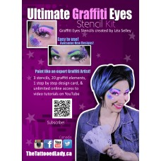 Ultimate Graffiti Eyes
