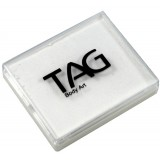 TAG Regular Rectangular White 50g