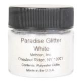 Paradise Glitter 10g White